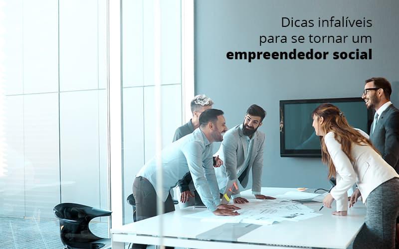 Empreendedor Social Como Se Tornar Um - gestao terceiro setor